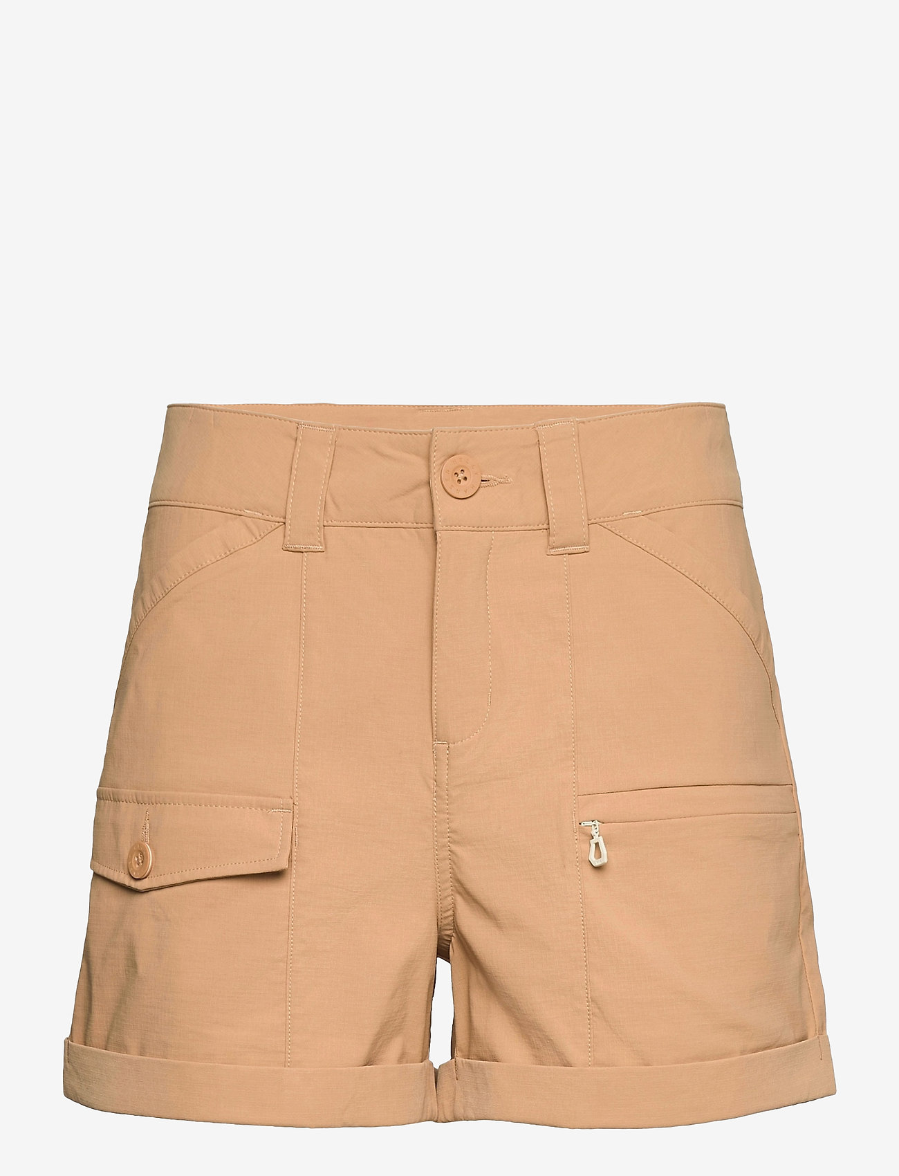Helly Hansen - W MARIDALEN SHORTS - wandel korte broek - iced coffee - 1