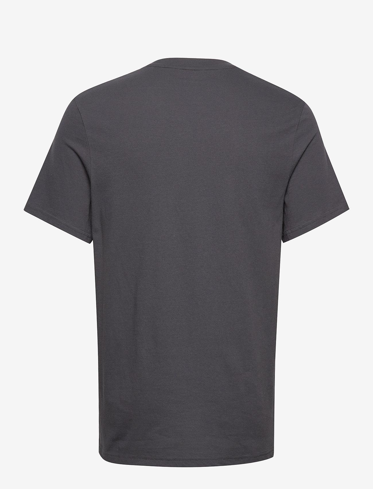 Helly Hansen Nord Graphic T-shirt - T-shirts Ebony