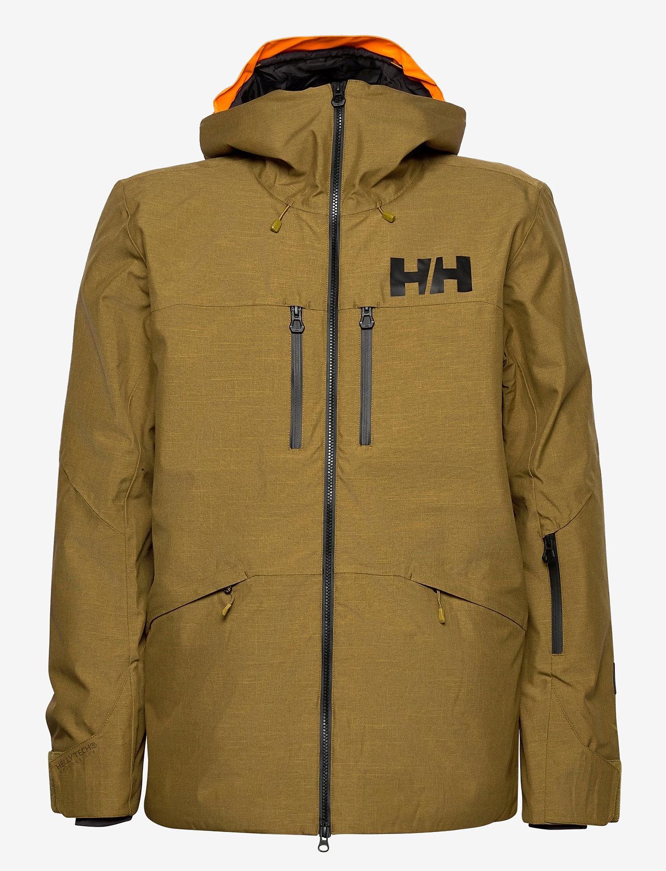 Helly Hansen - GARIBALDI 2.0 JACKET - ski jassen - 458 uniform green - 1