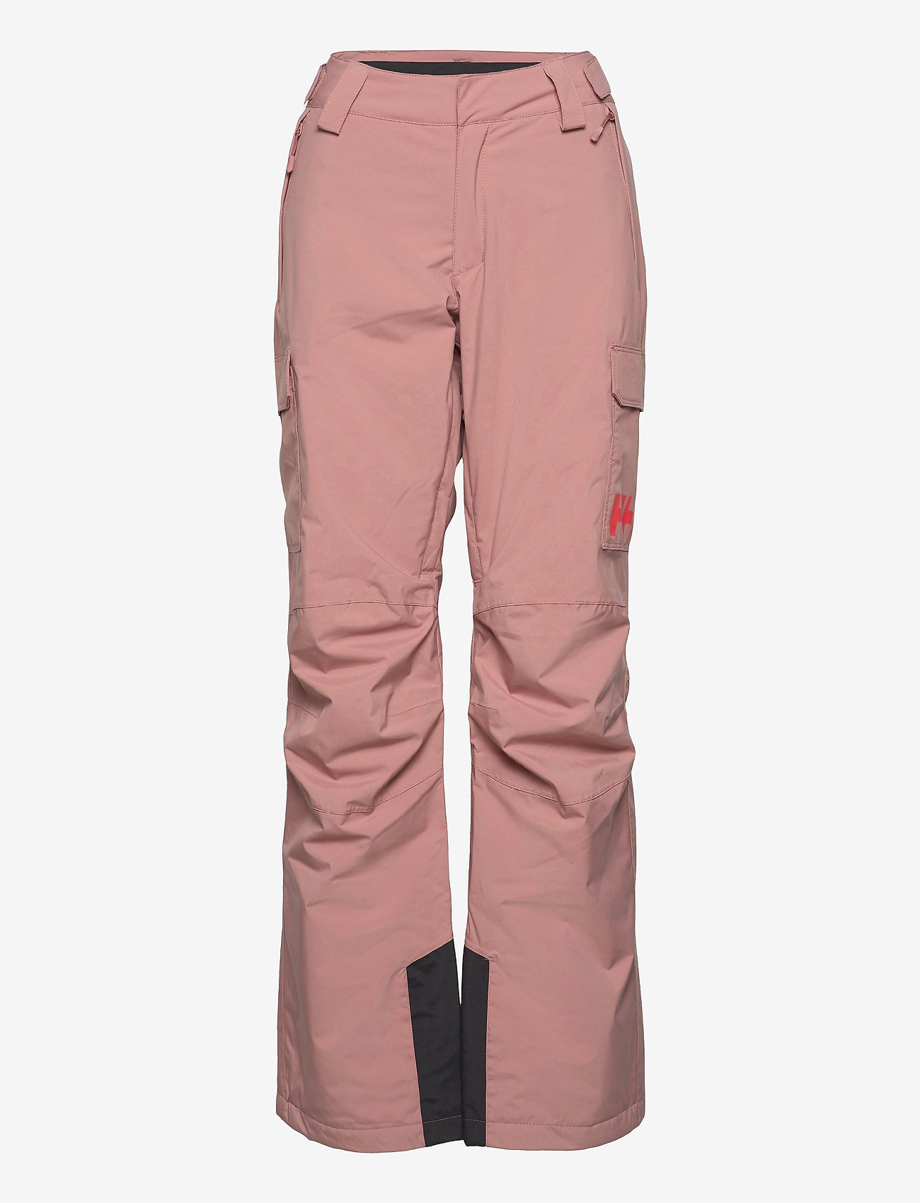 Helly Hansen - W SWITCH CARGO INSULATED PANT - skibukser - ash rose - 0