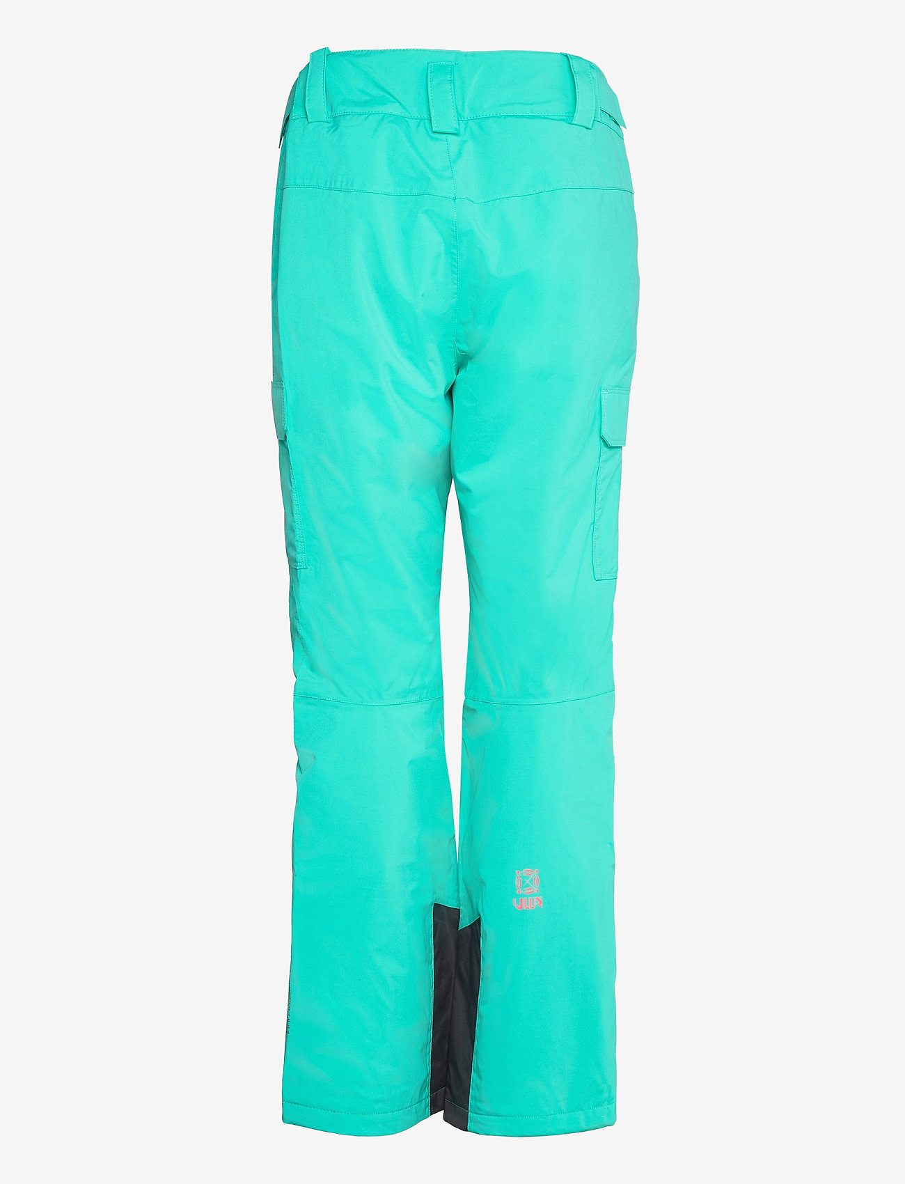 Helly Hansen - W SWITCH CARGO INSULATED PANT - skibroeken - turquoise - 1
