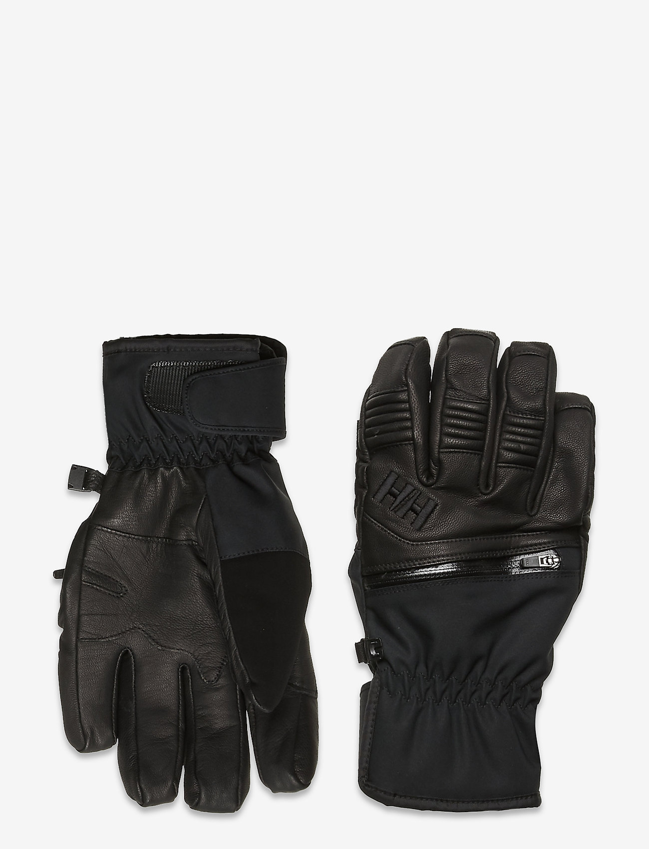 Helly Hansen - ALPHA WARM HT GLOVE - accessories - black - 0