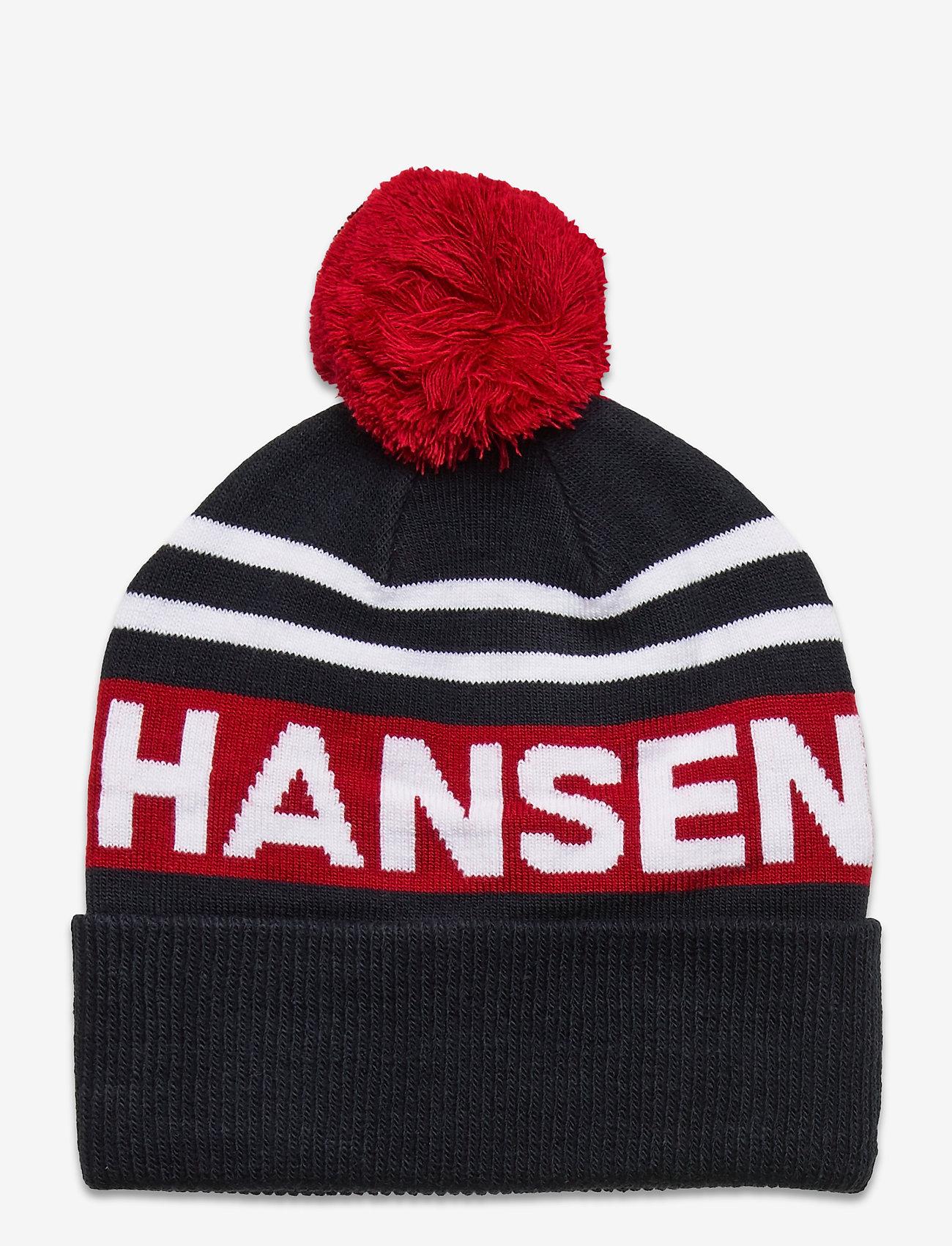 Helly Hansen - RIDGELINE BEANIE - huer - 597 navy - 1