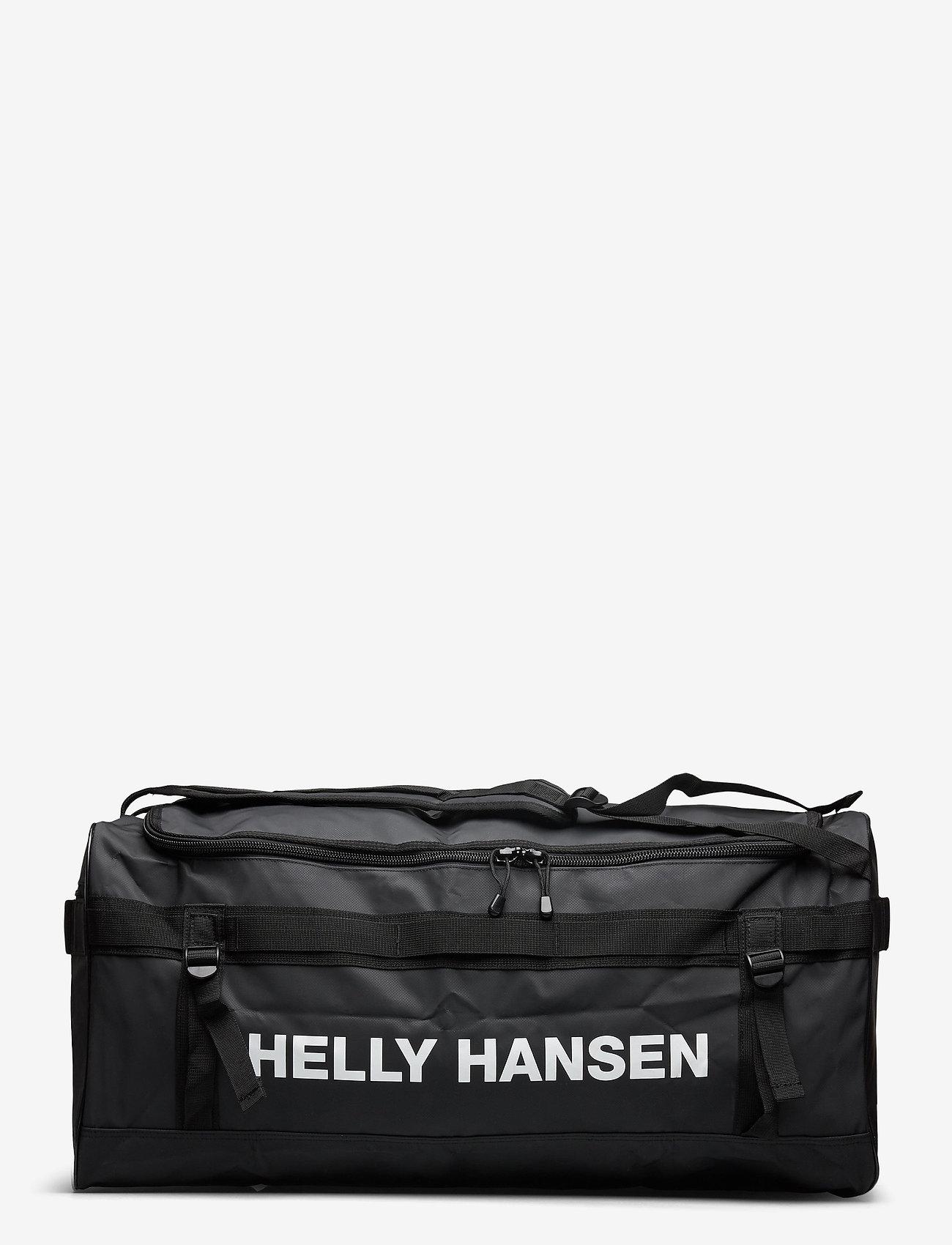 Helly Hansen - HH NEW CLASSIC DUFFEL BAG L - salilaukut - black