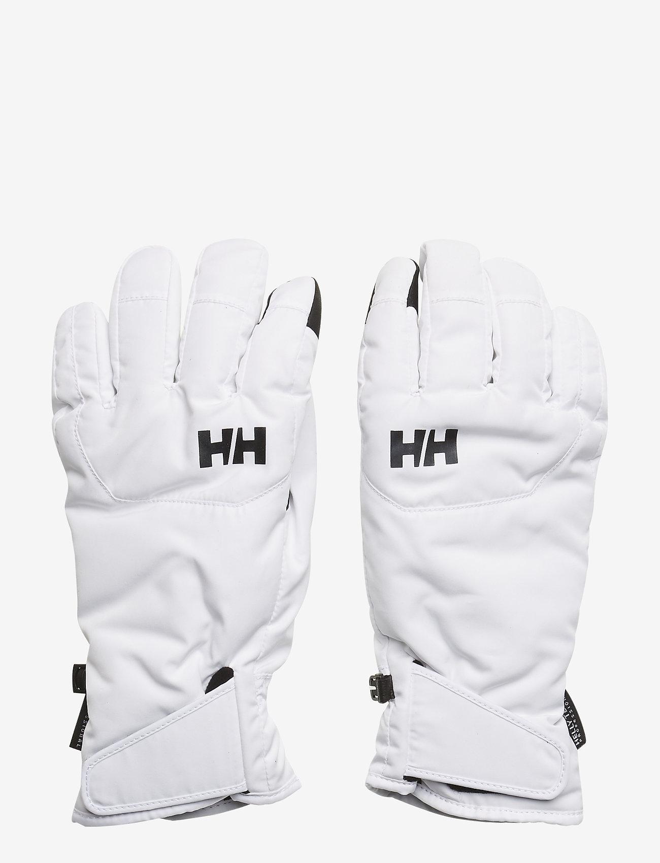 Helly Hansen - SWIFT HT GLOVE - accessoires - white - 0