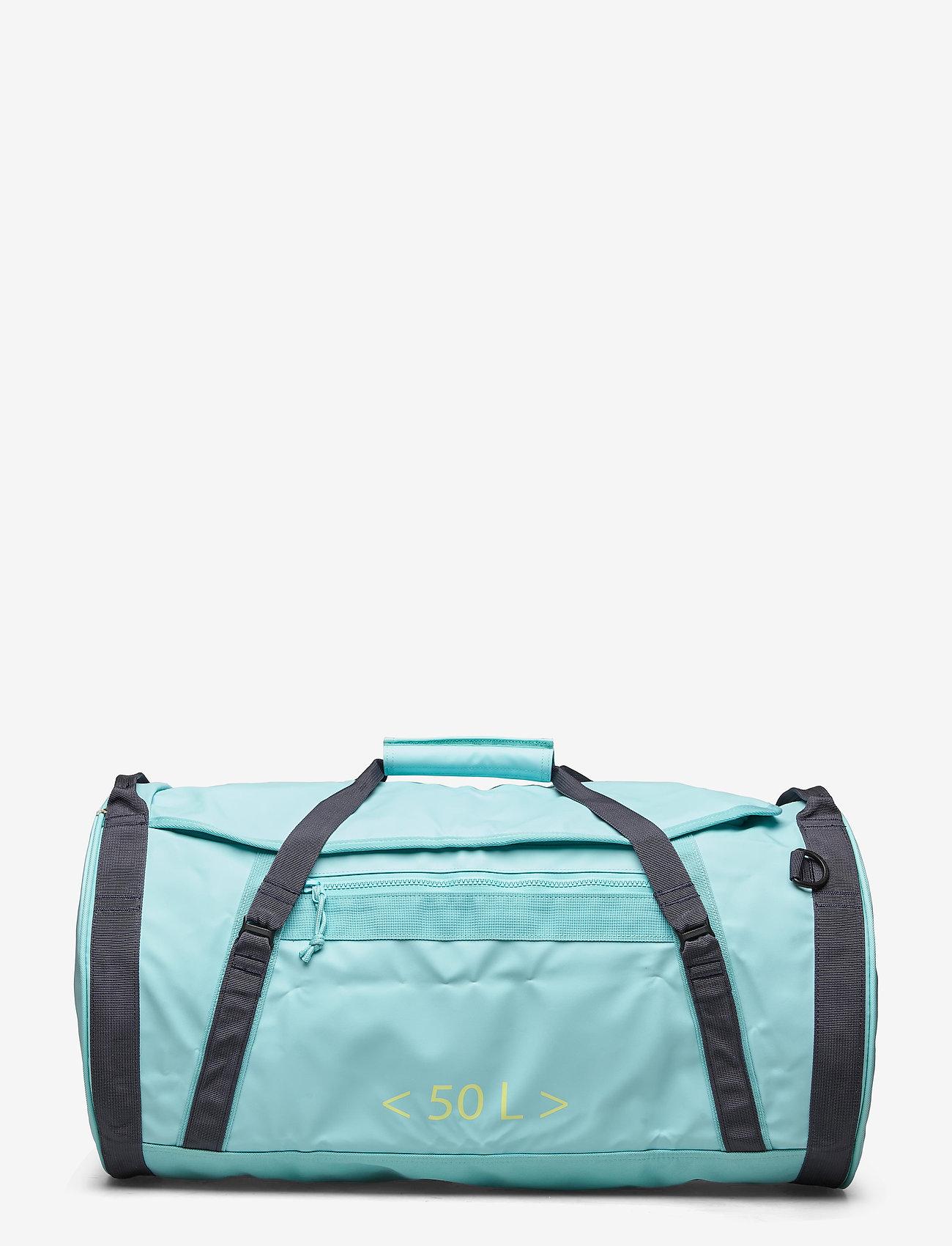 Helly Hansen - HH DUFFEL BAG 2 50L - sacs d'entraînement - glacier blue / graphite bl - 1
