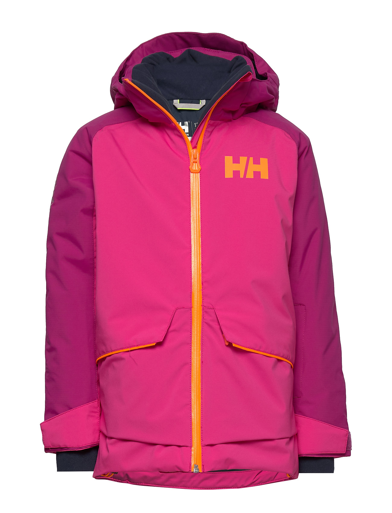 Helly Hansen JR STARLIGHT JACKET - DRAGON FRUIT