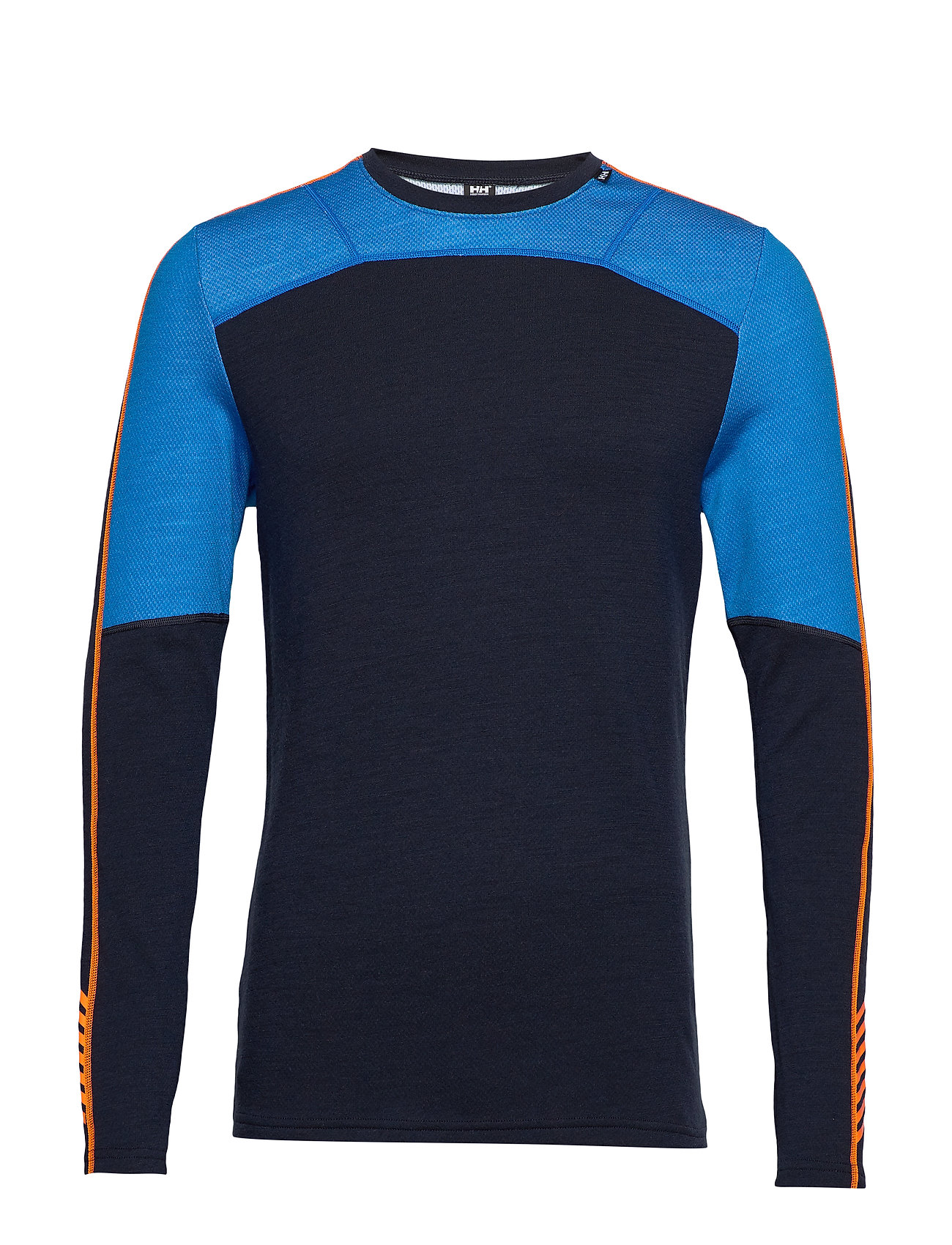 Helly Hansen HH LIFA MERINO CREW - ELECTRIC BLUE