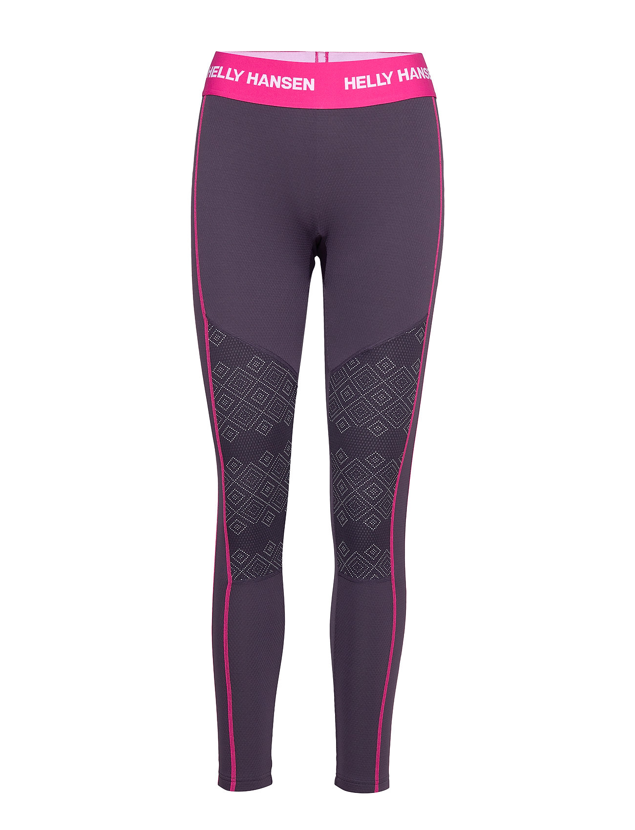 Helly Hansen W HH LIFA ACTIVE GRAPHIC PANT - NIGHTSHADE DOTTED PRINT