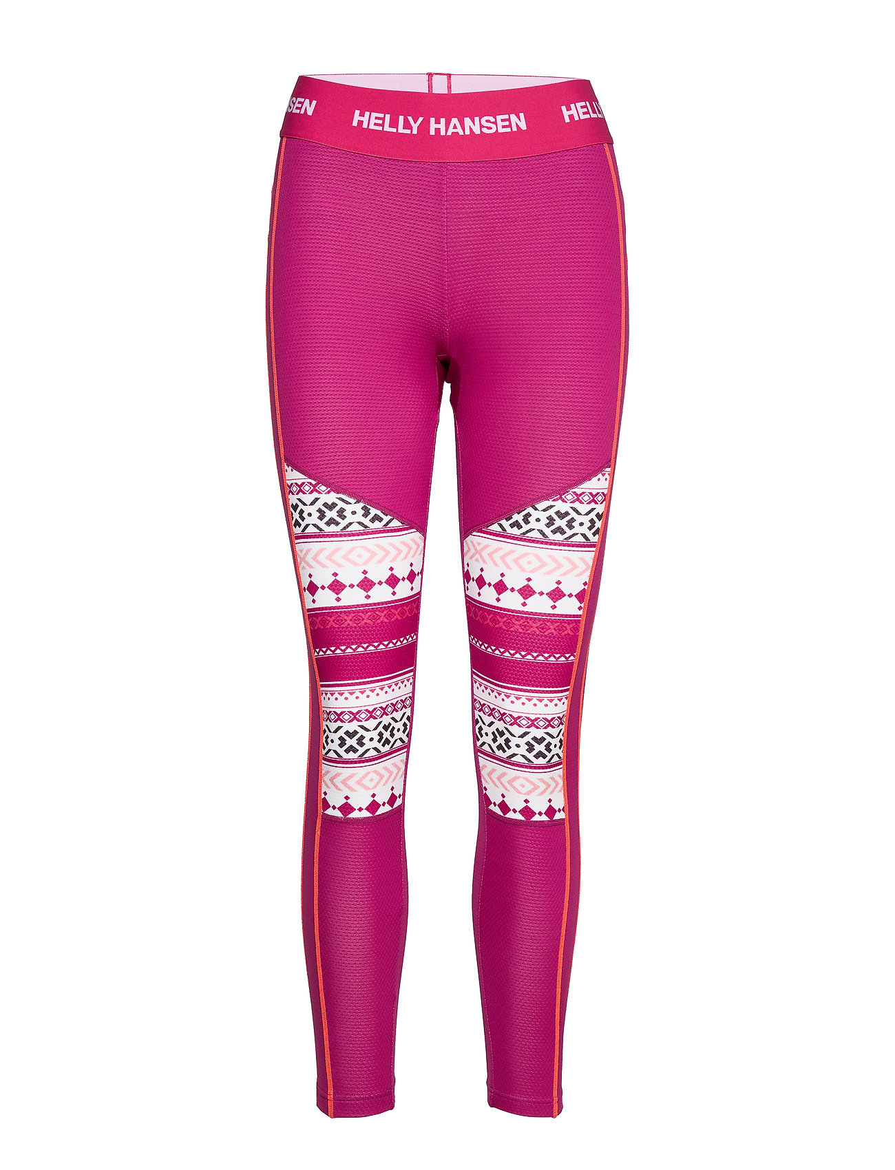 Helly Hansen W HH LIFA ACTIVE GRAPHIC PANT - FESTIVAL FUCHSIA