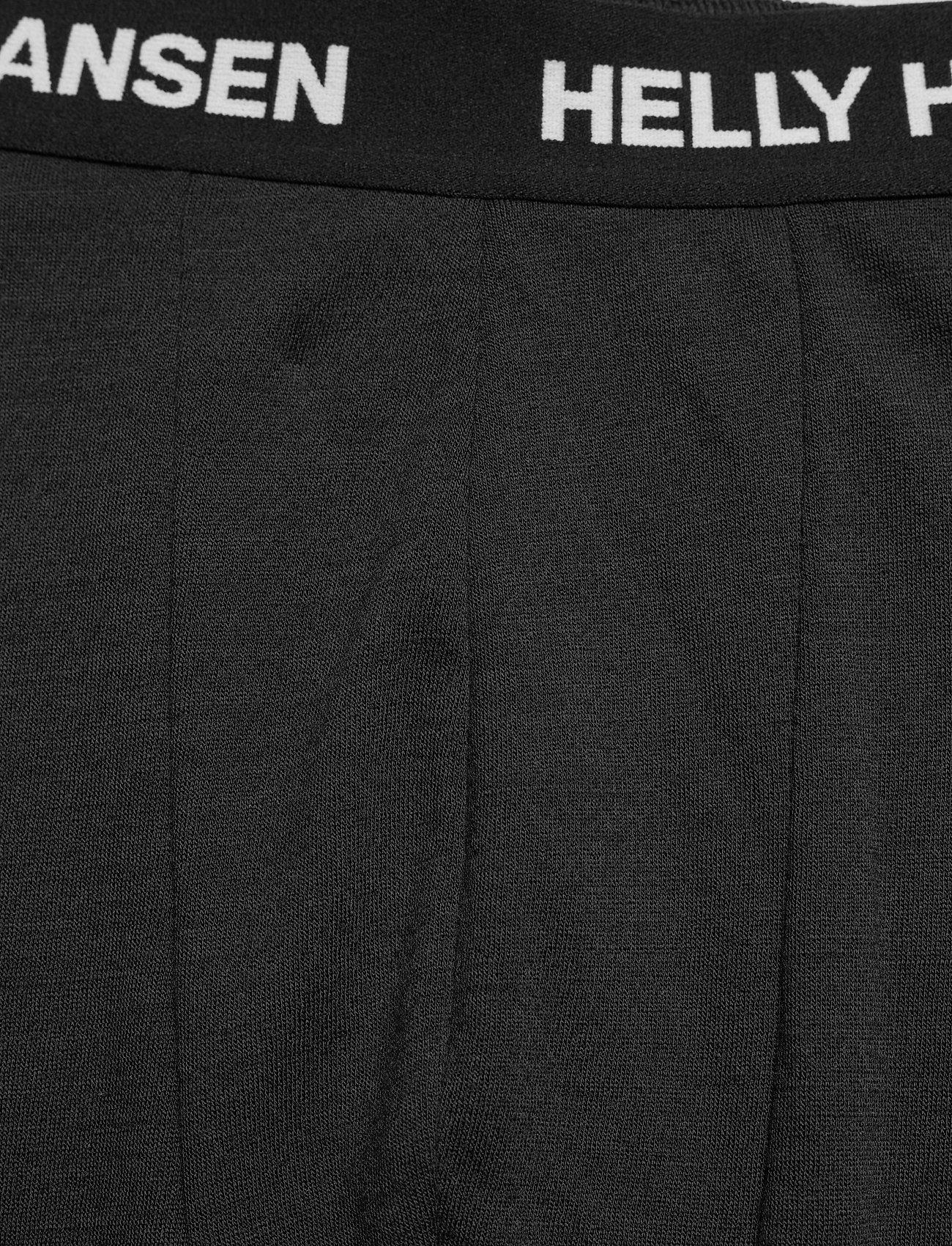 Lifa Merino Midweight Pant (Black) (60 €) - Helly Hansen kLdqZ