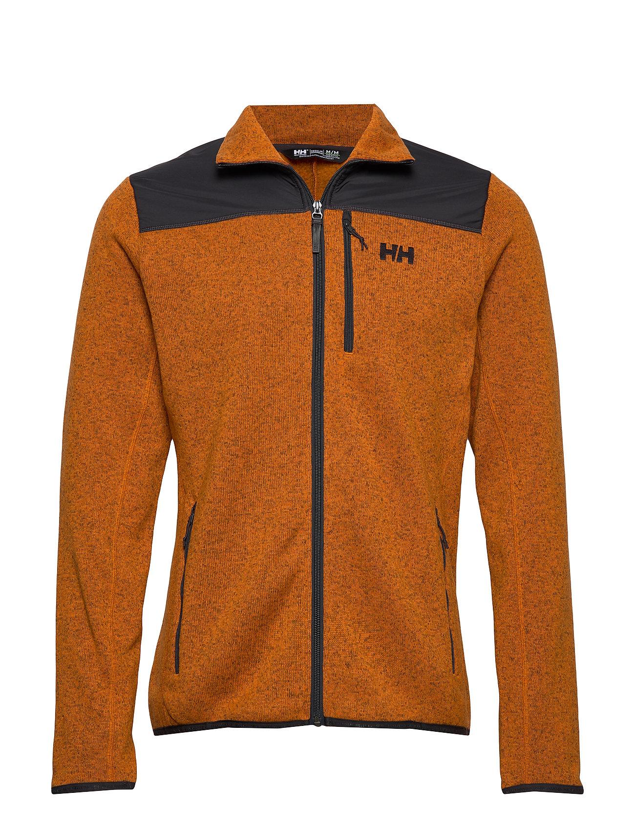 grossistförsäljning nya lägre priser släpp information om Varde Fleece Jacket (Marmalade) (91 €) - Helly Hansen -   Boozt.com