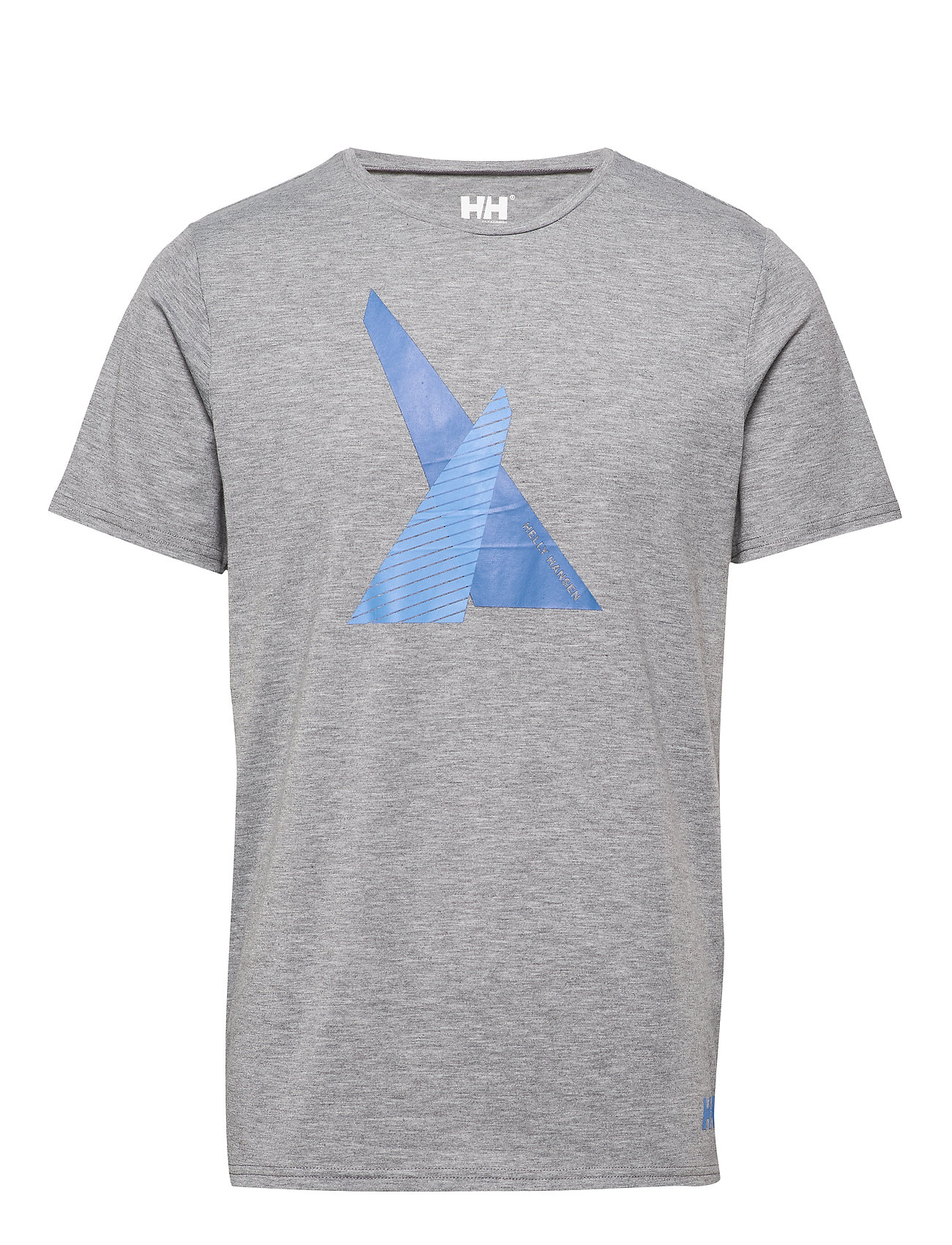 Helly Hansen HP SHORE T-SHIRT - 951 GREY MELANGE