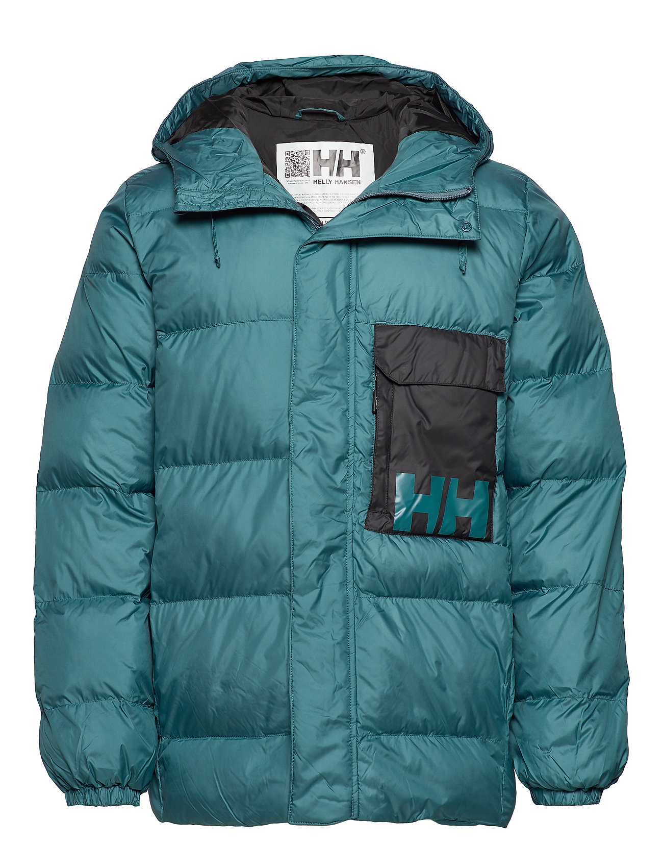 Helly Hansen P&C PUFFER JACKET - WASHED TEAL