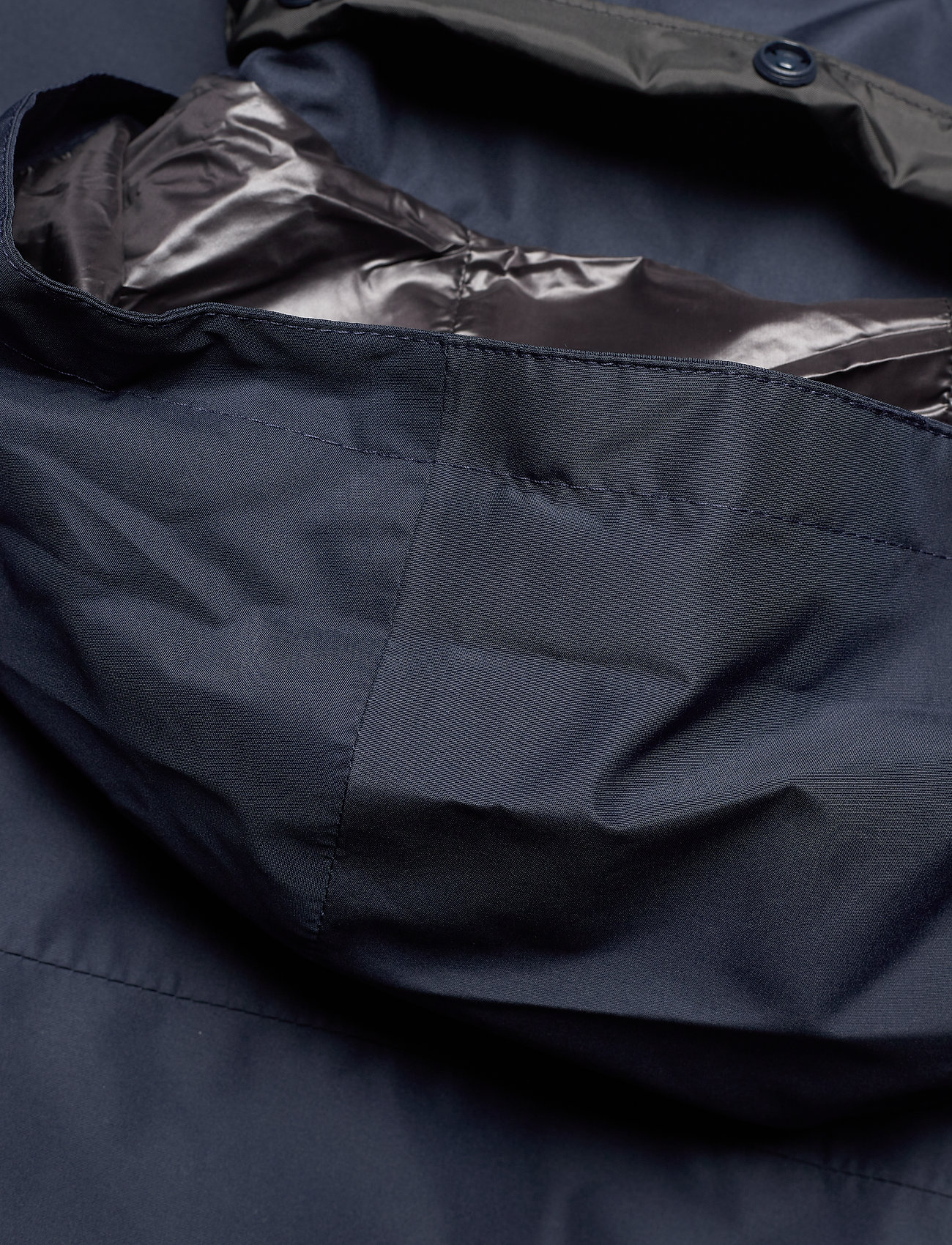 Helly Hansen DUBLINER INSULATED LONG JACKET - Jakker og frakker NAVY - Menn Klær