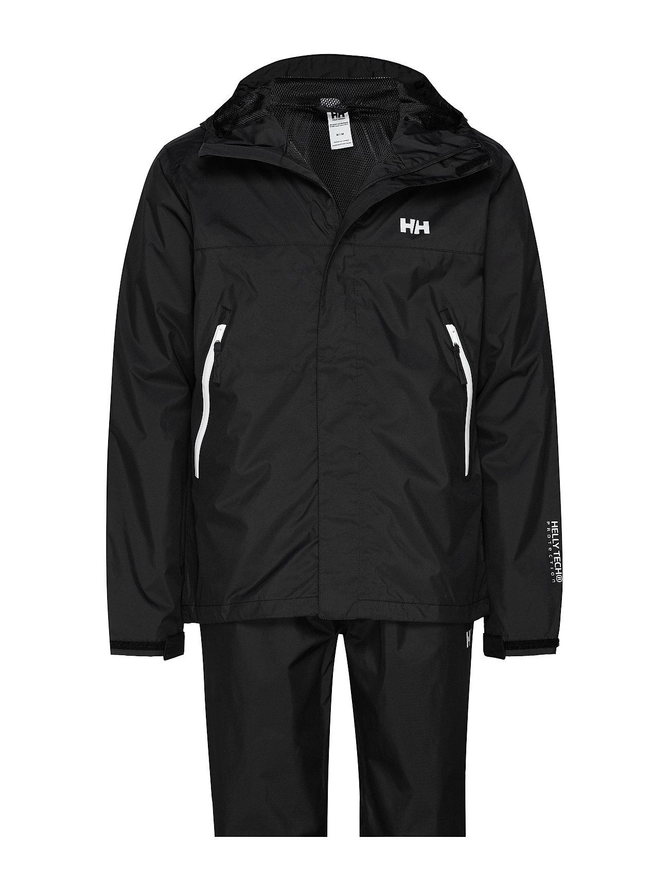 Helly Hansen LYSEFJORD SET - 990 BLACK