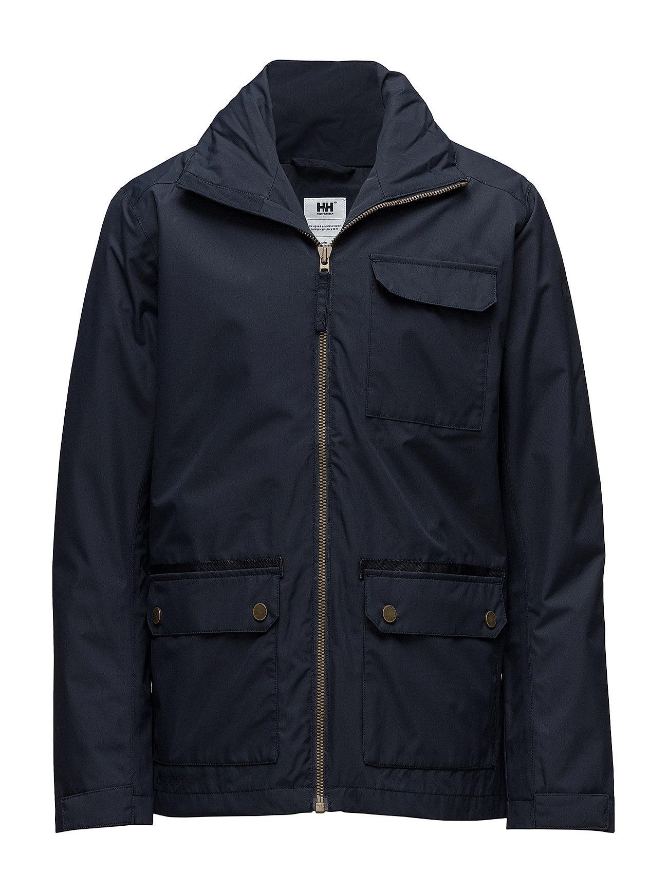 HELLY HANSEN Highlands Jacket Parka Jacke Blau HELLY HANSEN