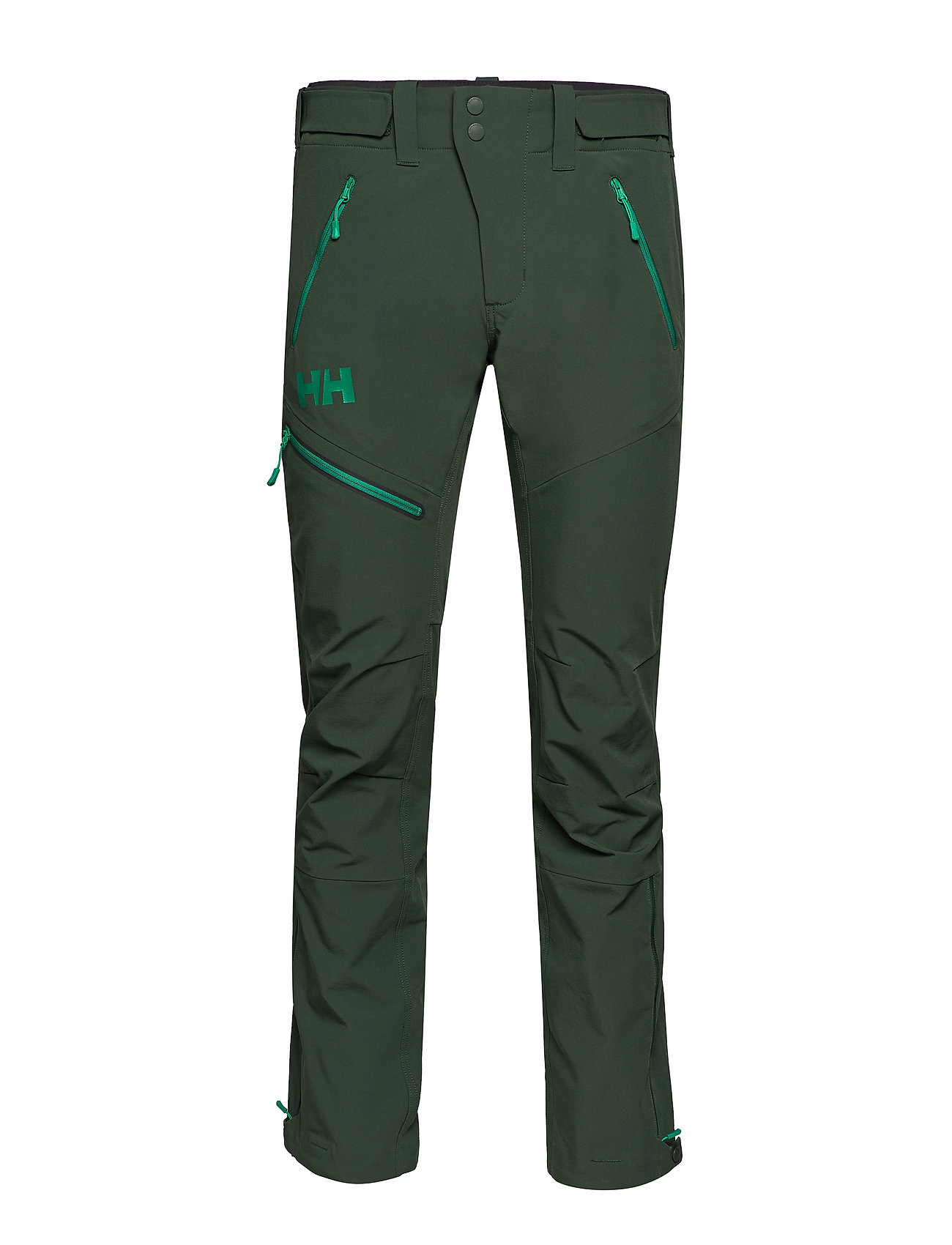 Helly Hansen ODIN HUGINN PANT - JUNGLE GREEN