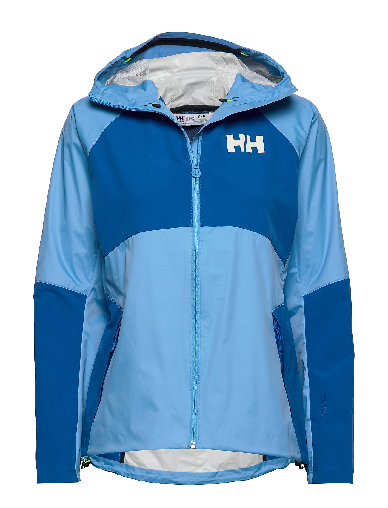 Helly Hansen W VANIR HETA JACKET - CORNFLOWER