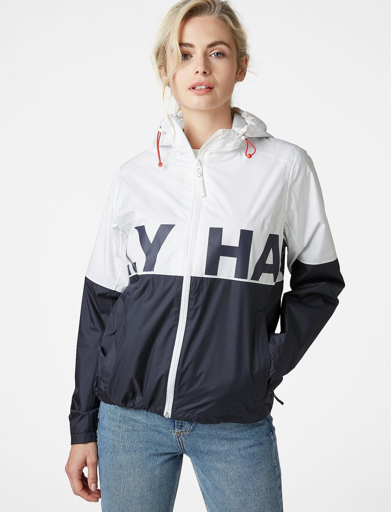 Helly Hansen - W AMUZE JACKET - sportjackor - white - 0