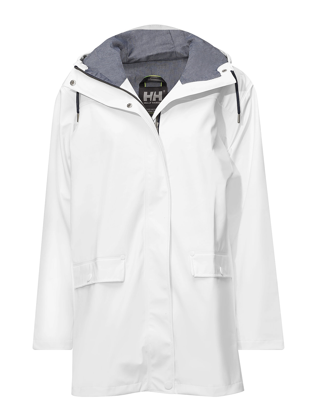 Helly Hansen W DUNLOE JACKET - 001 WHITE