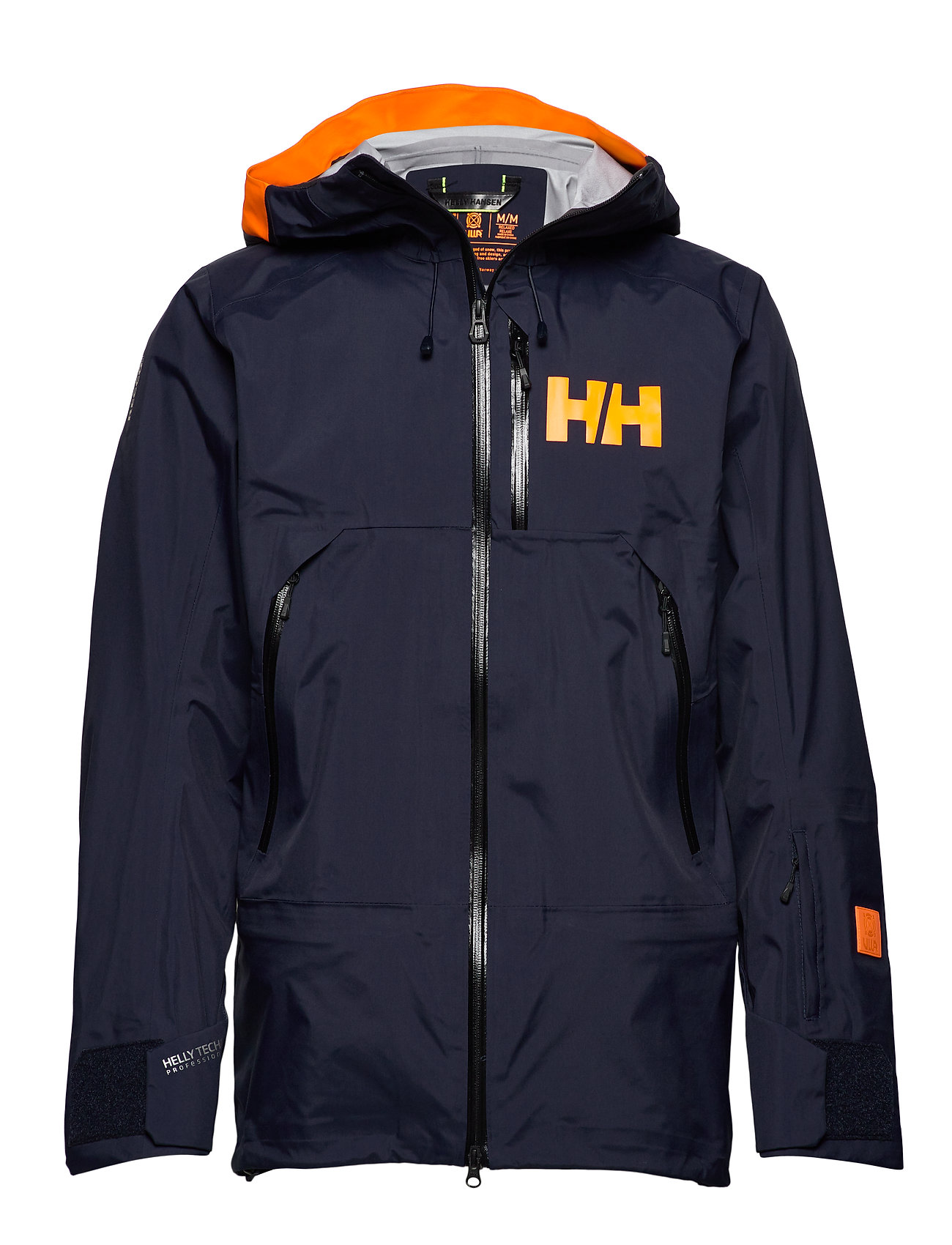 Helly Hansen SOGN SHELL JACKET - NAVY