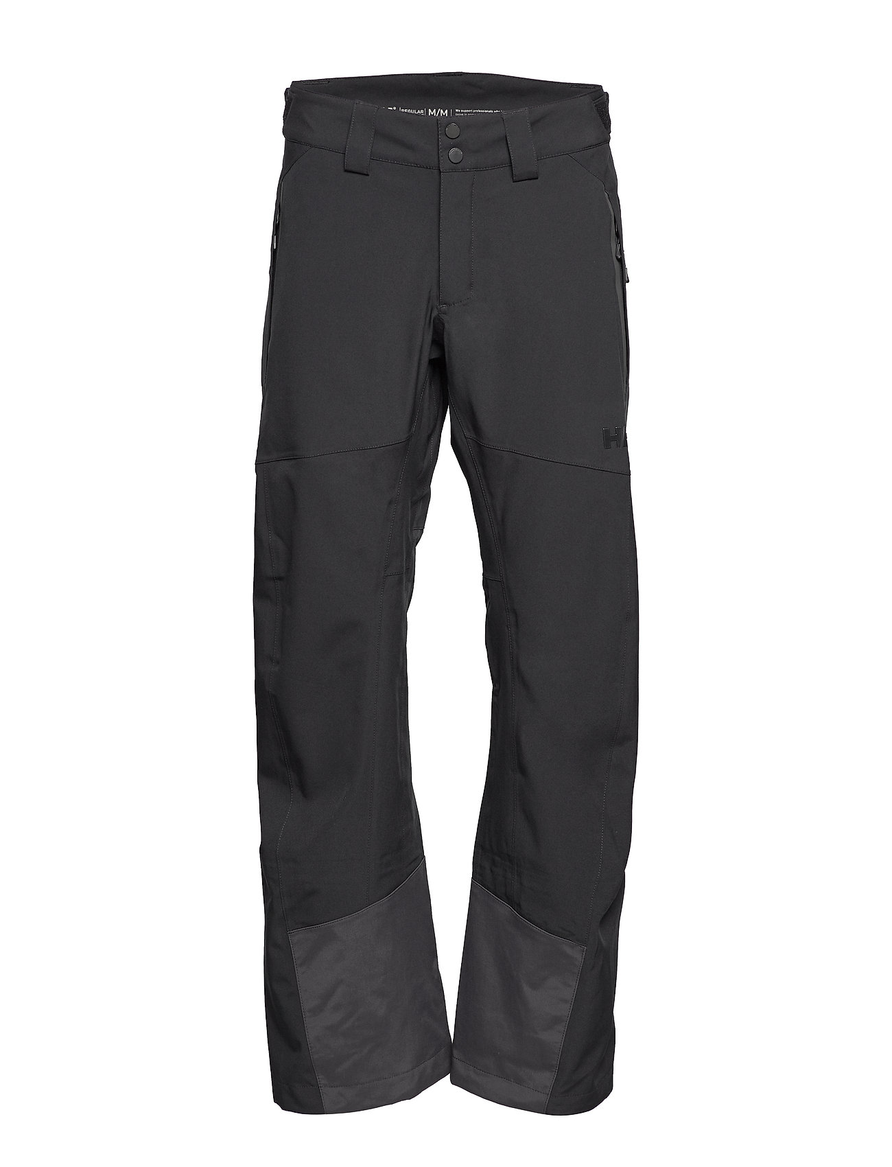 Helly Hansen ALPHA SHELL PANT - BLACK