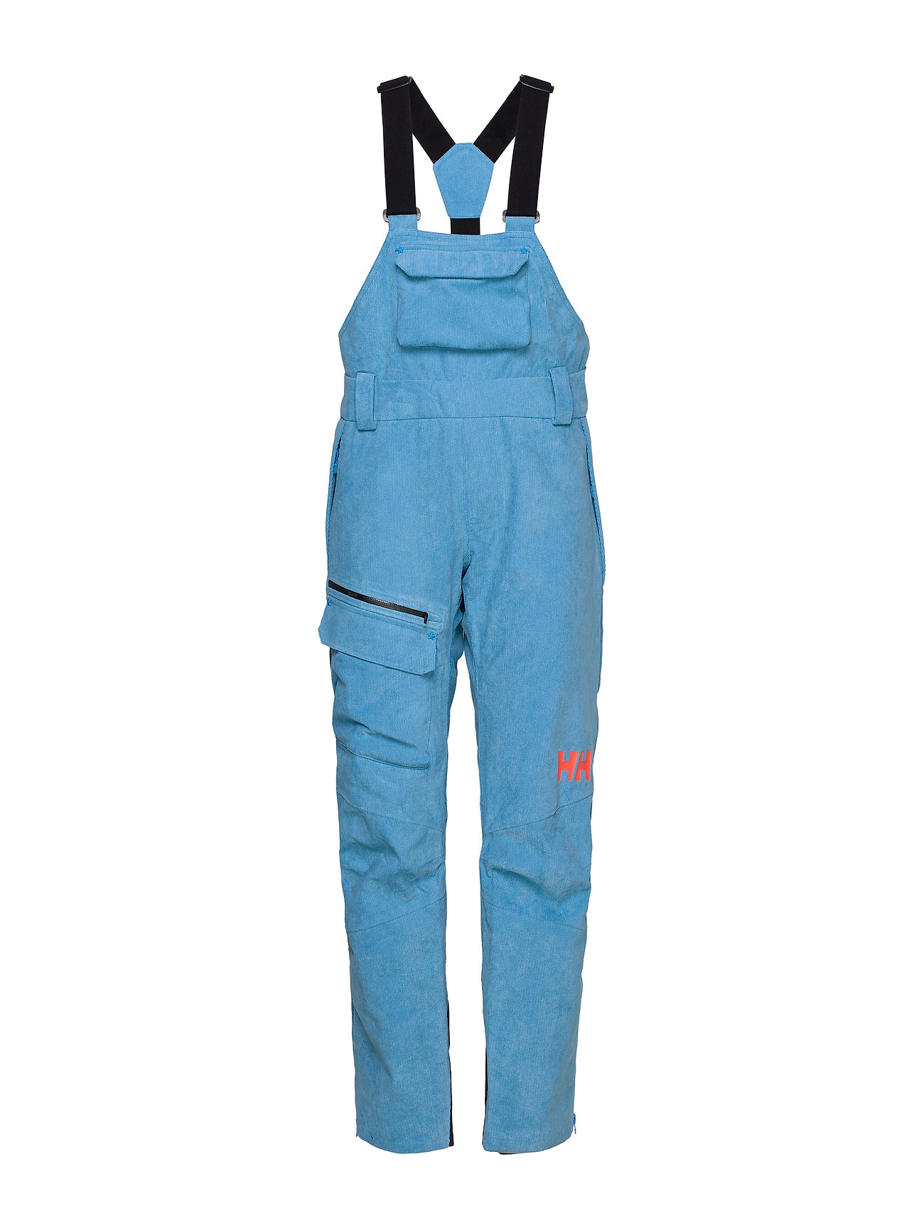 Helly Hansen W POWDERQUEEN BIB PANT - BLUEBELL