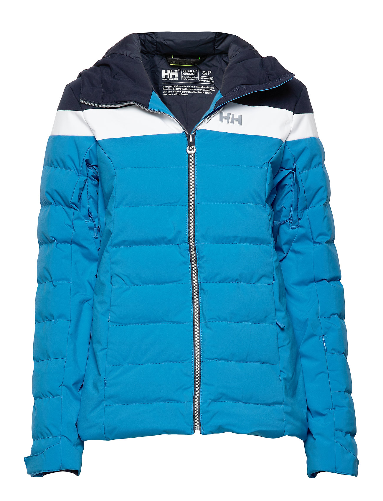 Helly Hansen W IMPERIAL PUFFY JACKET - BLUEBELL