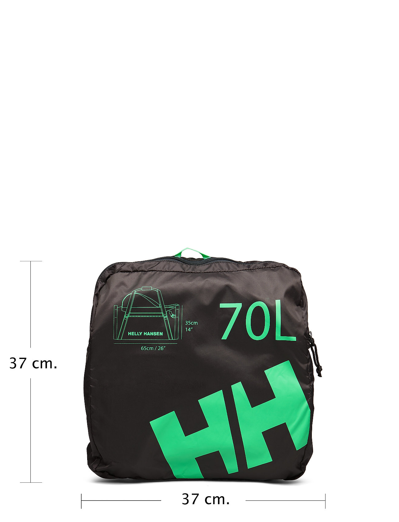Helly Hansen - HH DUFFEL BAG 2 70L - salilaukut - spring bud - 0