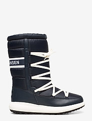 Helly Hansen - ISOLA GRAND - buty zimowe - navy / off white / black - 1