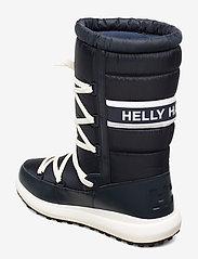 Helly Hansen - ISOLA GRAND - buty zimowe - navy / off white / black - 2