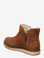 Helly Hansen - W SERAPHINA DEMI - flat ankle boots - whiskey / frosted almond / - 2