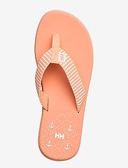 Helly Hansen - W IRIS SANDAL - sport schoenen - melon / off white - 3