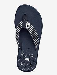 Helly Hansen - W IRIS SANDAL - sport schoenen - navy / off white - 3
