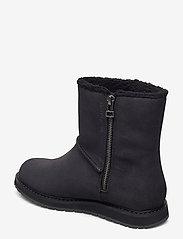 Helly Hansen - W ANNABELLE BOOT - flat ankle boots - 990 black / black gum - 2