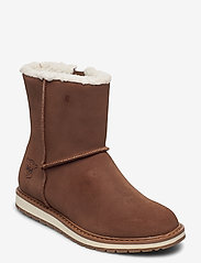 Helly Hansen - W ANNABELLE BOOT - flat ankle boots - 766 whiskey / natura / sperry - 0