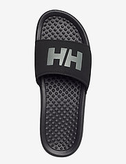 Helly Hansen - H/H SLIDE - pool sliders - 990 black / gunmetal - 3