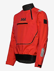 Helly Hansen - HP FOIL SMOCK TOP - ulkoilu- & sadetakit - alert red - 2