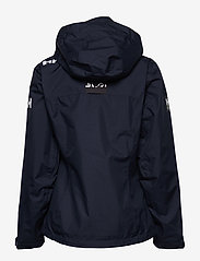 Helly Hansen - W CREW HOODED JACKET - ulkoilu- & sadetakit - 598 navy - 4