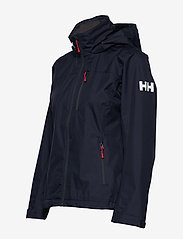 Helly Hansen - W CREW HOODED JACKET - ulkoilu- & sadetakit - 598 navy - 5