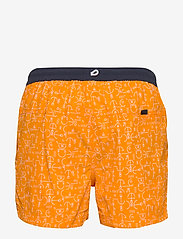 Helly Hansen - COLWELL TRUNK - badehosen - papaya - 1