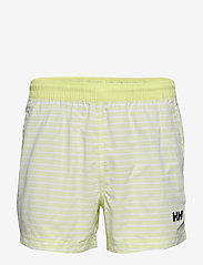 Helly Hansen - COLWELL TRUNK - badehosen - sunny lime - 0