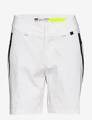 Helly Hansen - W HP CODE ZERO SHORTS - wandel korte broek - white - 1