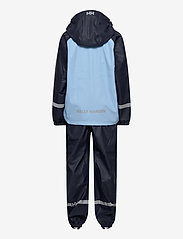 Helly Hansen - K BERGEN PU RAINSET - ensembles - navy - 1
