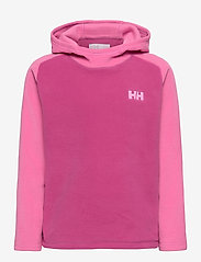 Helly Hansen - K DAYBREAKER HOODIE - fleecetøj - magenta haze - 0