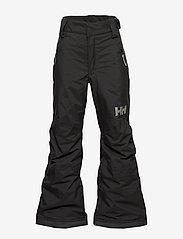 Helly Hansen - JR LEGENDARY PANT - vinterbukser - 990 black - 0