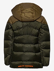 Helly Hansen - JR ISFJORD DOWN MIX JACKET - dunjackor & fodrade jackor - pine green - 2