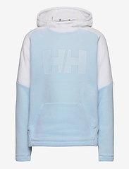 Helly Hansen - JR DAYBREAKER HOODIE - hoodies - ice blue - 0