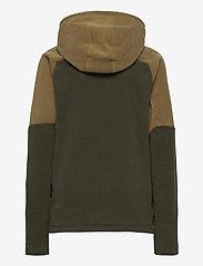 Helly Hansen - JR DAYBREAKER HOODIE - hoodies - pine green - 1